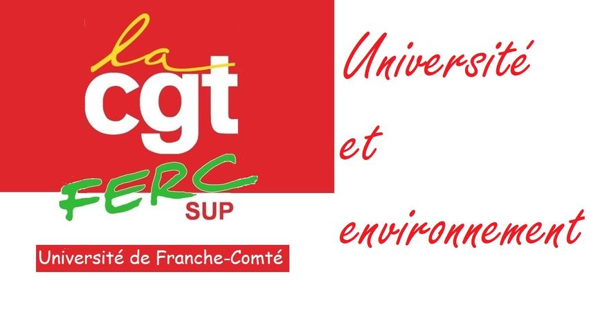 Université et environnement