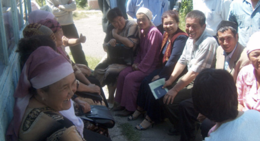 CASA1000 Проект поддержки сообществ (ППС)