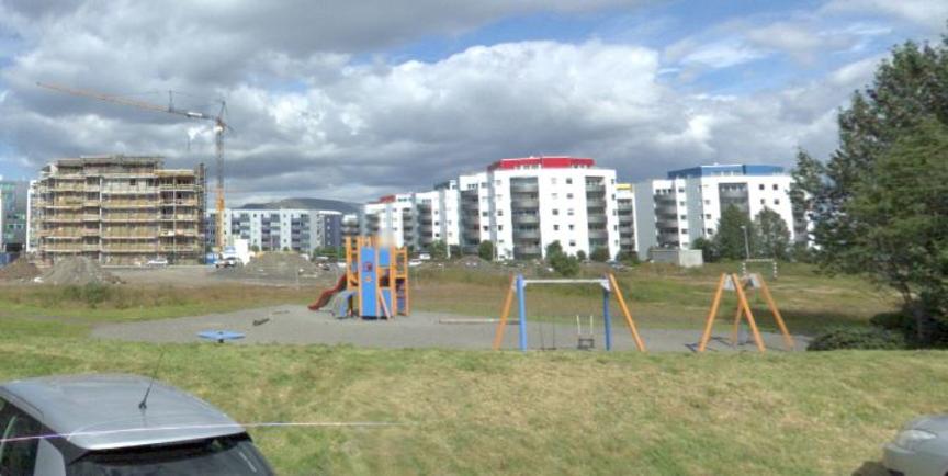 Leikvöllur við Sóltún