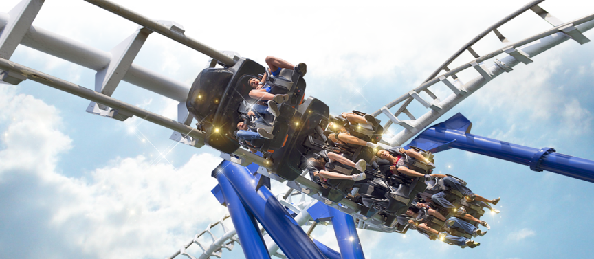 Roller Coaster hopes to drive adventure and tourism.