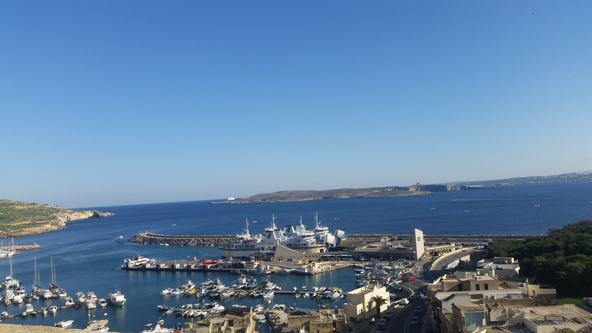 Introduce a 4 th and faster Ferry for the Gozo channel