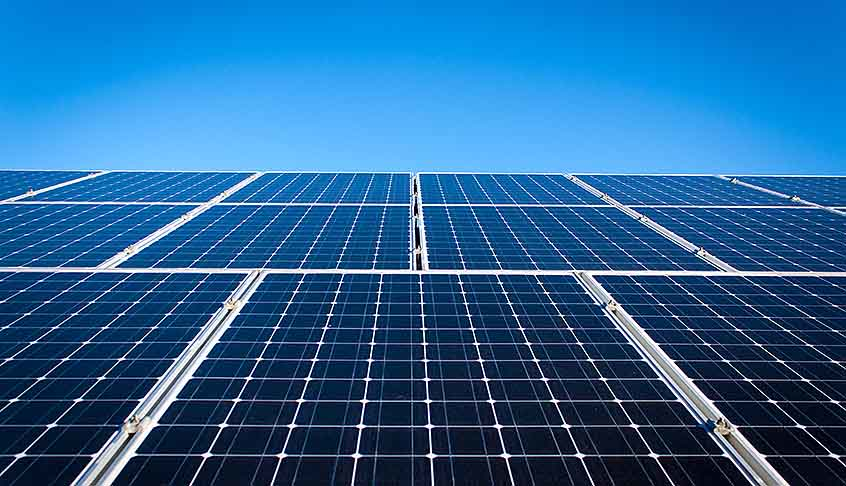 Increase utilization of solar energy in sports projects
