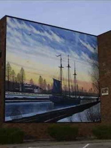 Historical Murals