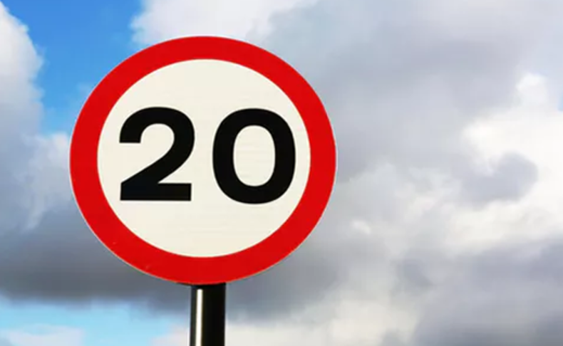 20mph Zones in Westminster