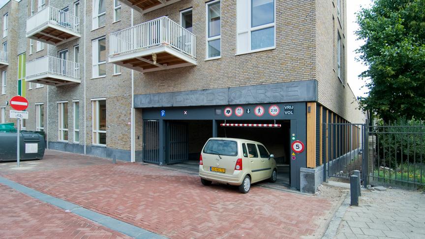 Hoe toegankelijk is een privé garage?