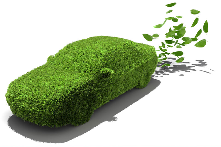 Remove car registration fees for cars with low emissions