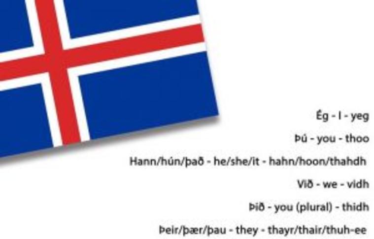 Íslenskuþjálfun fyrir fólk er erlendum uppruna