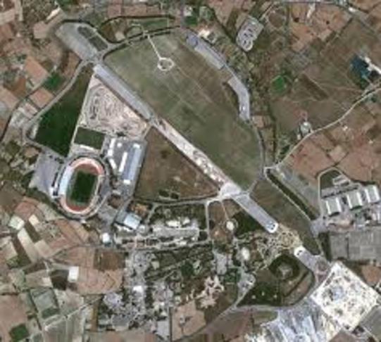 Ta Qali as Sports Centre