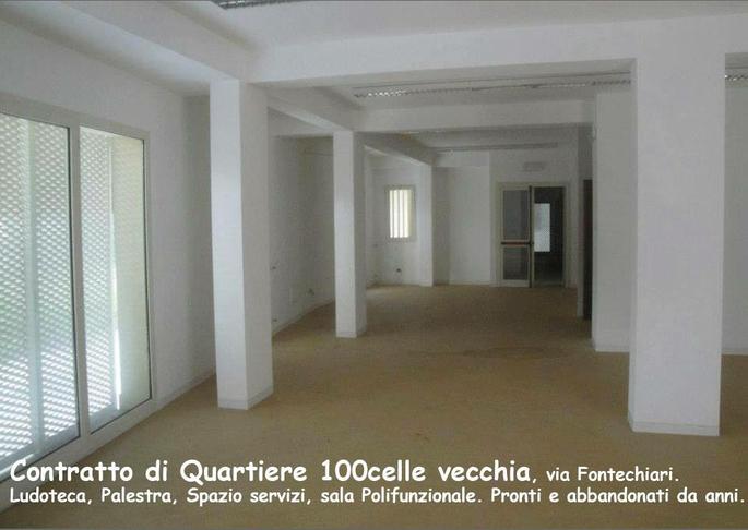 CDQ Centocelle. Polifunzionale di via Fontechiari