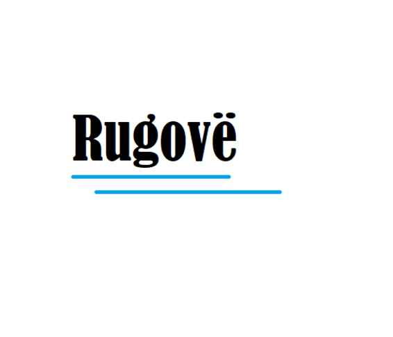 Rugovë