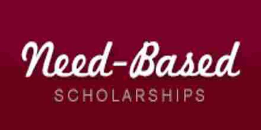 Need-based financial aid