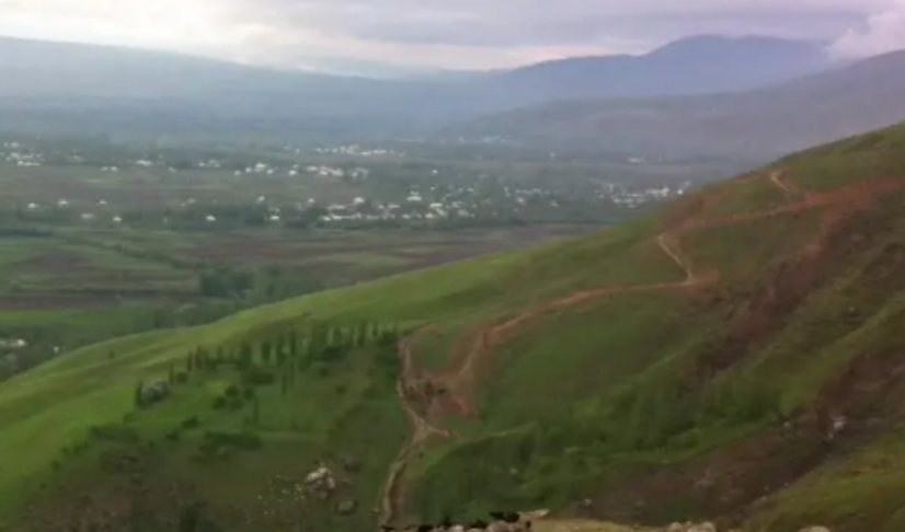 Кара-Таш АА, Ноокатского района