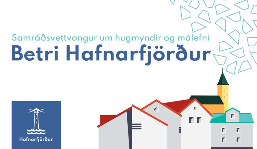 Betri hljóðmön við Reykjanesbraut milli Kinna og Setbergs