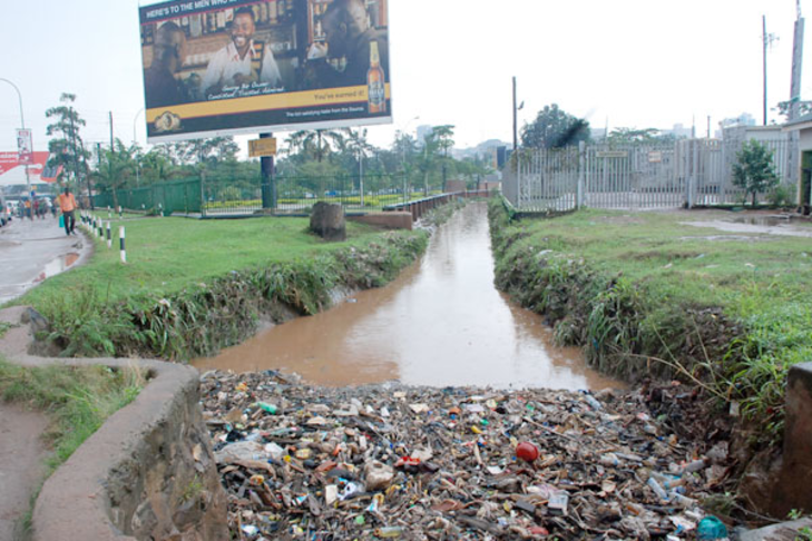 Avoiding Floods By Collection of Recyclable Waste.