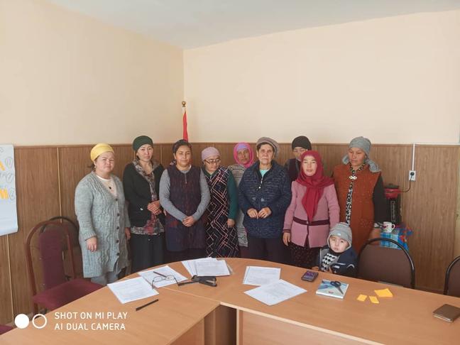 Представители ОМСУ (Ноябрь 2020)