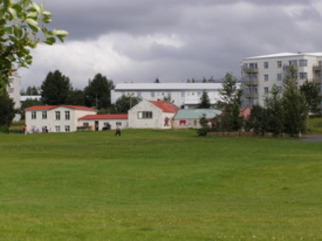Hundagerði í Vesturbæ Kópavogs
