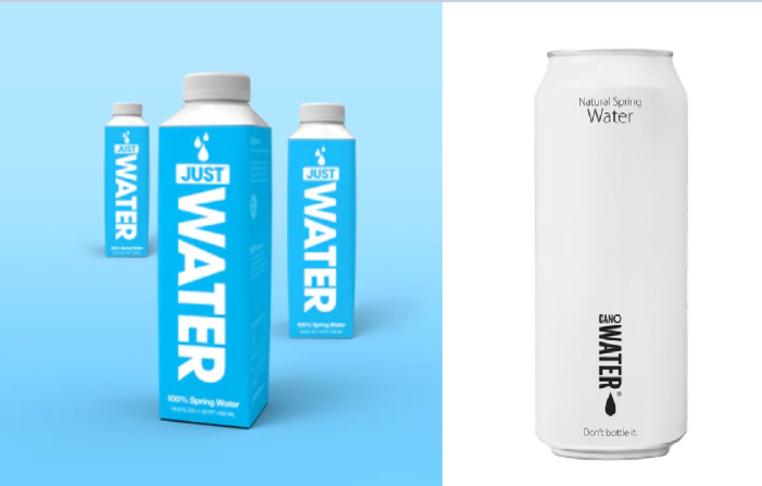 Alternative for single-use plastic bottles