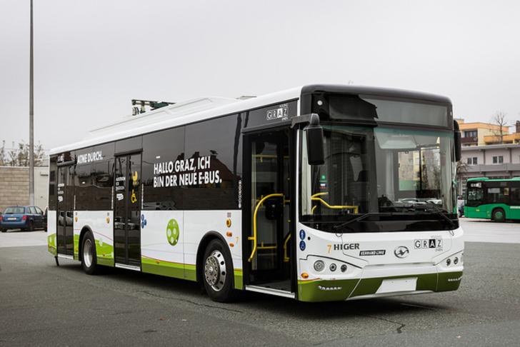 Електрически автобуси, вместо такива с вътрешно горене