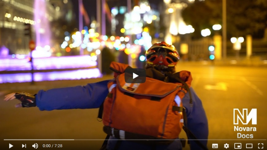 Reclaiming Work: Cycle Couriers Subverting The Gig Economy