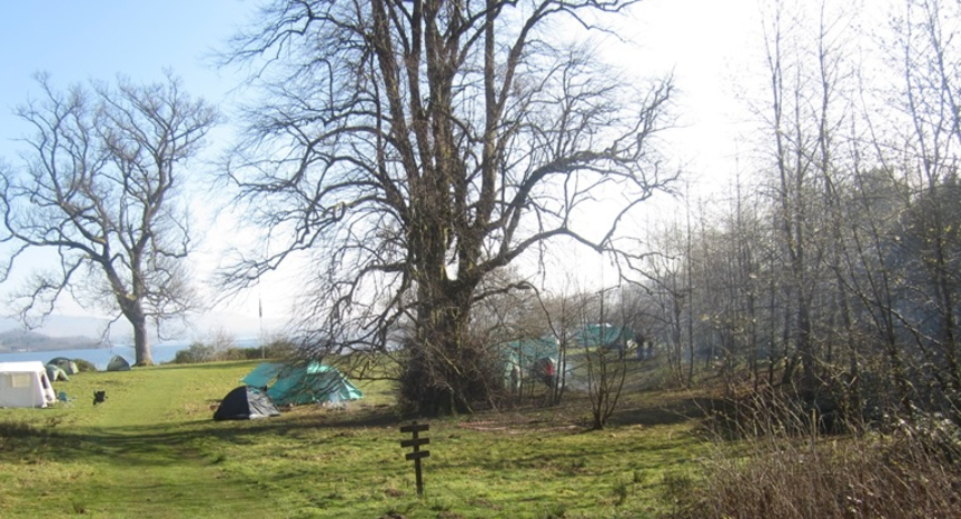 Developing a Youth Camp Site