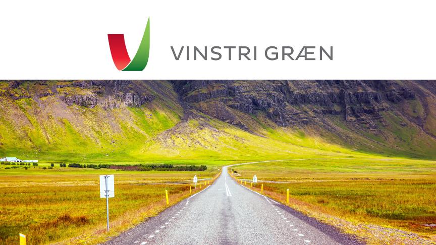 Greiðar leiðir - markviss uppbygging í vegamálum