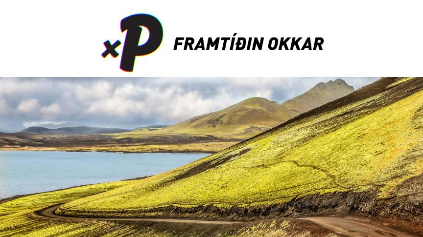 Stofnum þjóðgarð á miðhálendinu