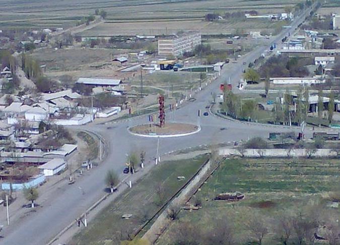 г. Кызыл-Кия
