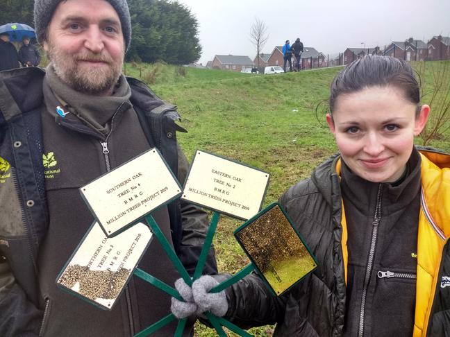 One Million Trees for Belfast (1MT)