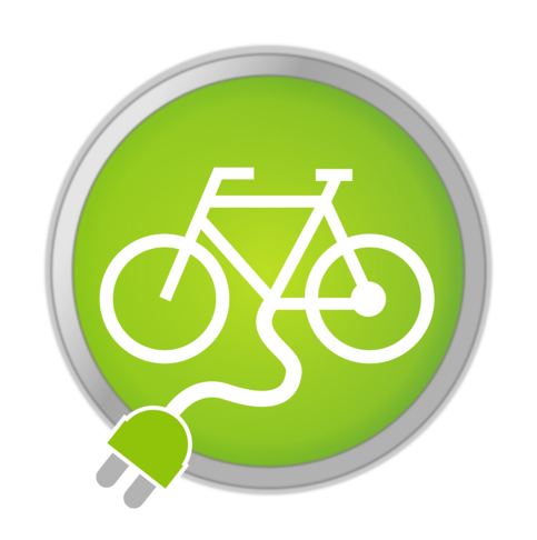 Electric charging points for bikes
