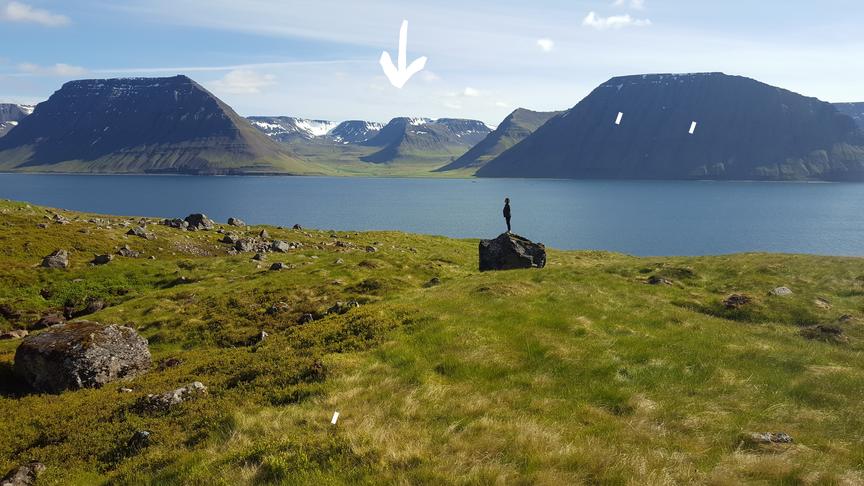 Listi yfir gönguleiðir