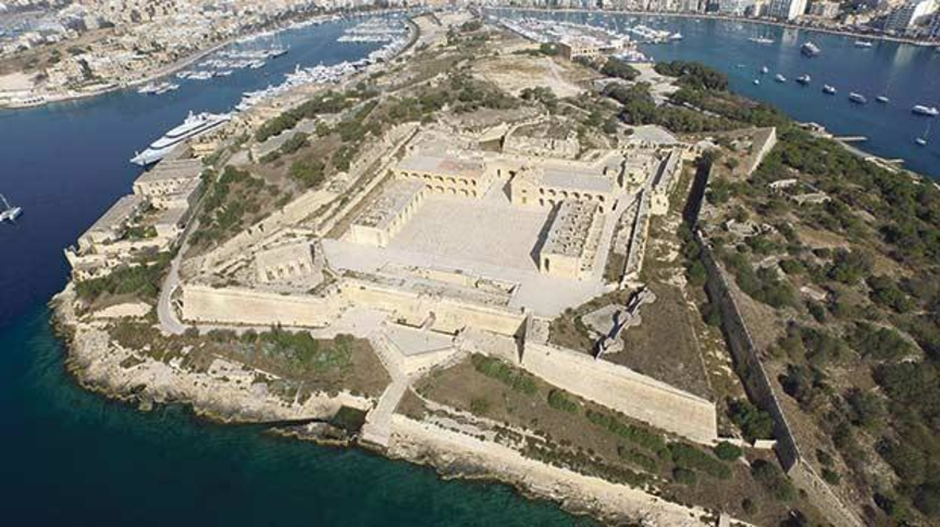Manoel Island - National Park