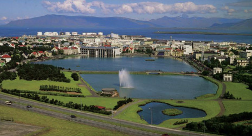 Hádegisdans á föstudögum í Hljómskálagarði