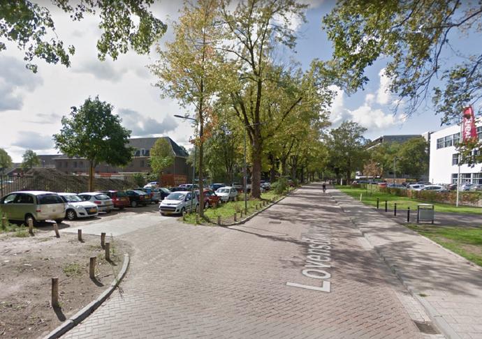 Gratis parkeerplekken in Breda