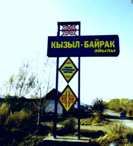Кызыл-Байрак