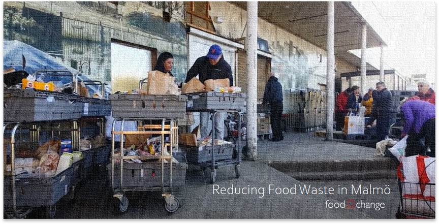 Reducing Food Waste in Malmö