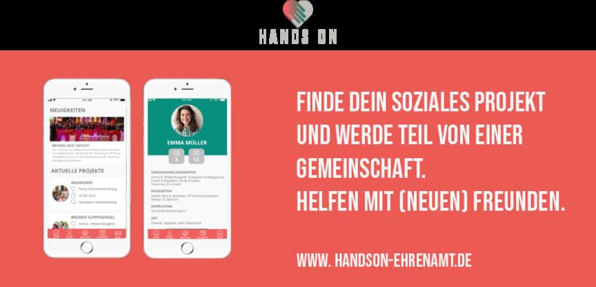 Soziale Projekte durch webbasierte Matchfunktion fördern!