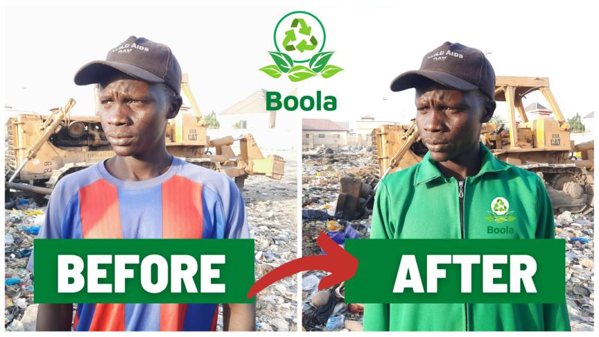 Boola - Data-driven Waste Management Platform