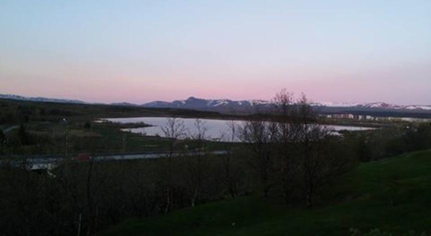 Hljóðmön