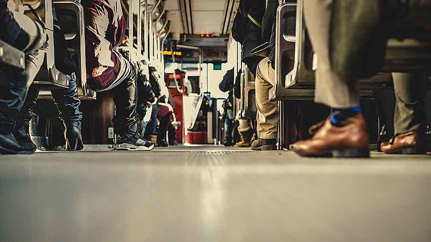 Free public transport to elderly and students