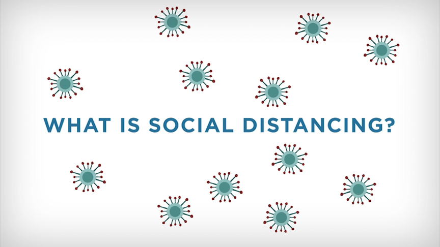 What is 'Social Distancing'?
