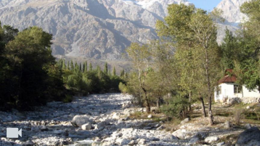 Село Багыш