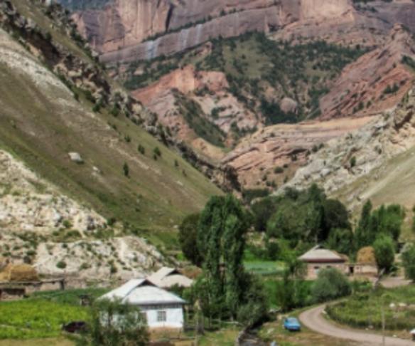 Таджик-Махалла