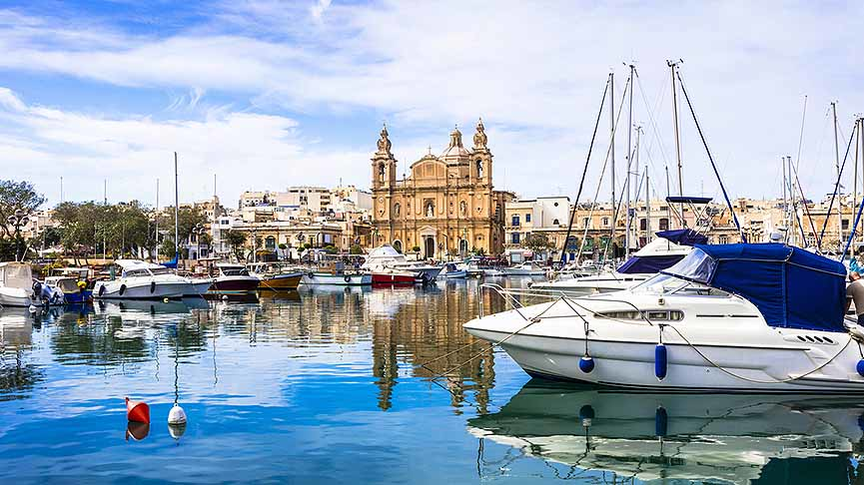 Malta as a Maritime Nation