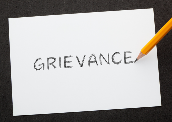 Submit a Grievance