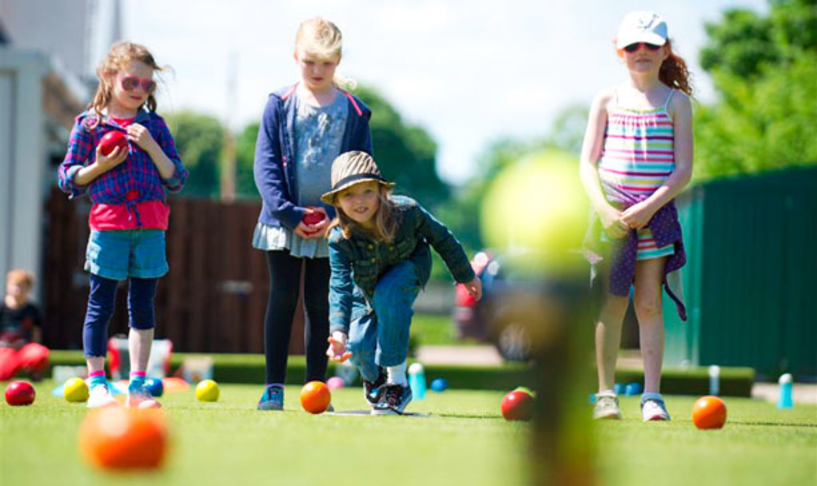 Bogleha' Bowls Coaching for Young People