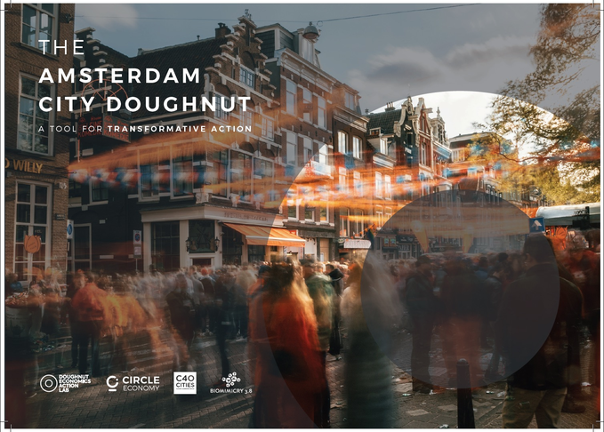 The Eastbourne Doughnut: a tool for transformative action