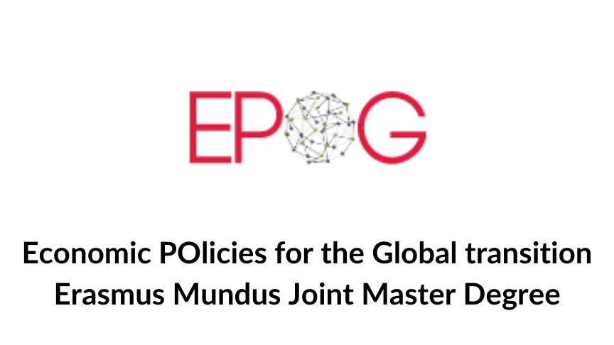 EPOG+ consortium - Erasmus Mundus Joint Master Degree