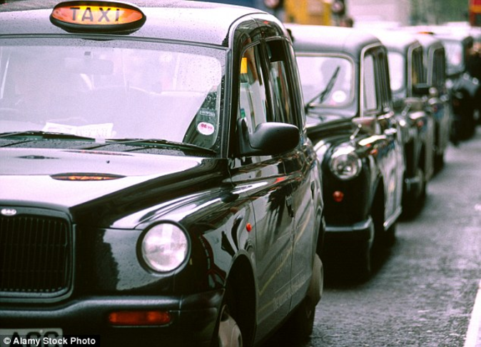 Excessive Taxi Idling Increasing Pollution in Paddington