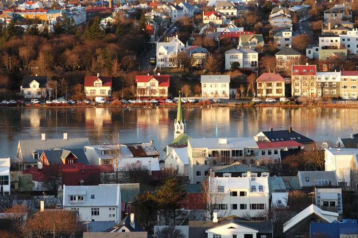 Tillaga um íbúaráð Reykjavíkurborgar