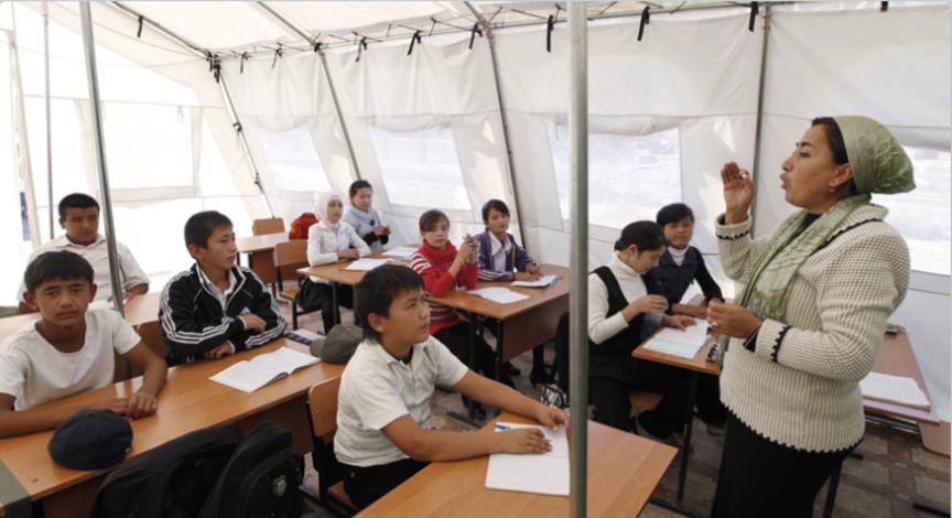 Расстановка приоритетов сообществ в Ошской области